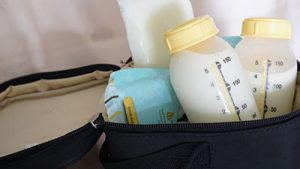 Place the bottle in a thermal bag