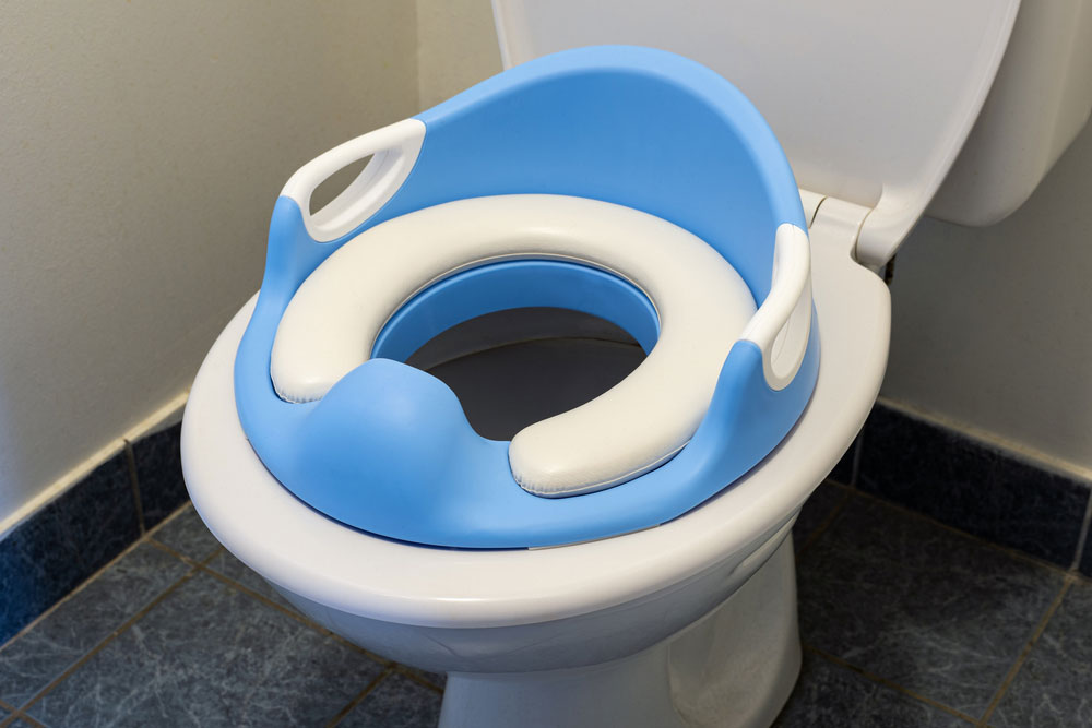 Potty Seat with Handles