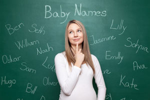 Choose the correct name for your baby